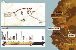 Stage 9: 2006-01-09, Nouakchott to Kiffa