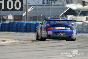 #66 TRG Porsche 911 GT3 RSR: Tracy Krohn, Marc Sluszny, Michael Cawley