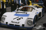 #16 Equipe de Chaunac Renault Alpine A442