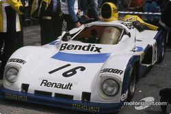 #16 Equipe de Chaunac Renault Alpine A442