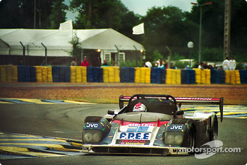#13 Courage C34:  Bob Wollek,Mario Andretti,Eric Hélary