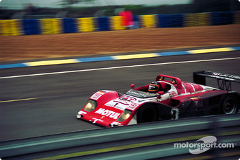 #4 Kremer Racing Kremer K8: Thierry Boutsen, Hans Stuck, Christophe Bouchut