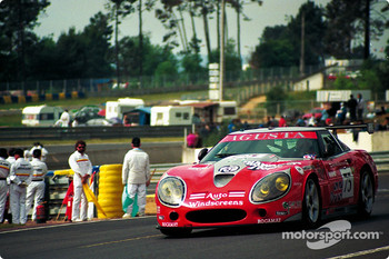 #75 Callaway Corvette 03/95: Robin Donovan, Eugene O'Brien, Rocky Agusta