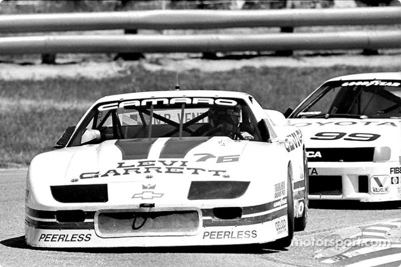 #76 Peerless/Hendrick Camaro: Jack Baldwin