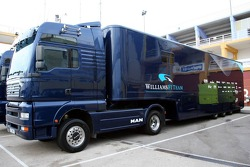 Williams transporter
