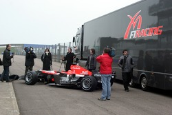 Midland MF1 Toyota M16 launchd MF1 Toyota M16 launch