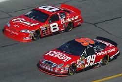 Carl Edwards, Dale Earnhardt Jr.