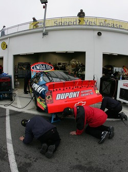 Dupont Chevy garage