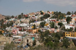 A Mexican village