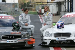 Vanina Ickx and Susie Stoddart