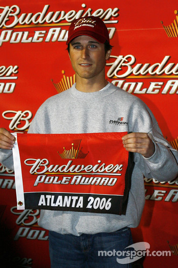 Pole winner Kasey Kahne