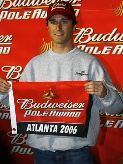 Pole winner Kasey Kahne