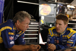Jimmy Fennig and Jamie McMurray