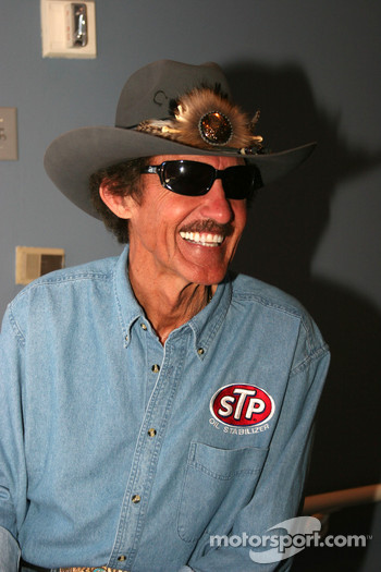 Richard Petty Press Conference