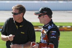 Ray Evernham and Matt Kenseth