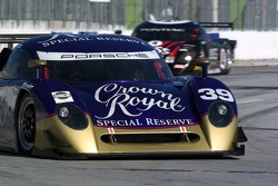 #39 Crown Royal Special Reserve/ Cheever Porsche Crawford: Eddie Cheever, Christian Fittipaldi