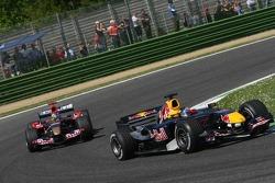 Christian Klien leads Vitantonio Liuzzi