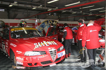 N.Technology Alfa Romeo 156