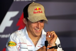 Thursday FIA press conference: Christian Klien