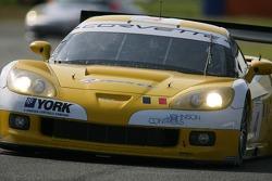 #4 GLPK-Carsport Corvette C6R: Bert Longin, Anthony Kumpen