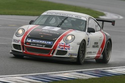#9 Tech 9 Motorsport Porsche 997 GT3 Cup: Sean Edwards, Dimitri Deverikos
