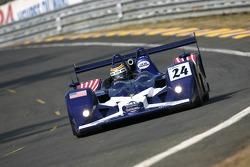 #24 Binnie Motorsports Lola 05/42 Zytek: Bill Binnie, Allen Timpany, Yojiro Terada