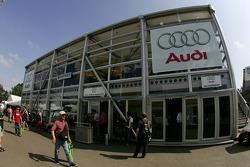 Audi Sport hospitalities