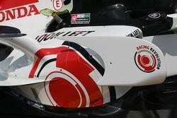 Honda bodywork detail