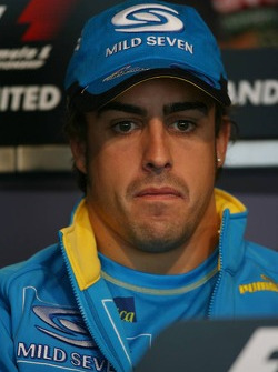 FIA press conference: Fernando Alonso