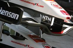 Honda front wing