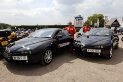 Alfa Romeo promo event