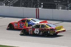 Travis Kvapil and Kyle Petty