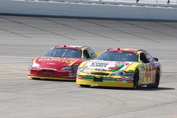 Kyle Petty and Terry Labonte