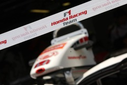 Honda Racing front wing