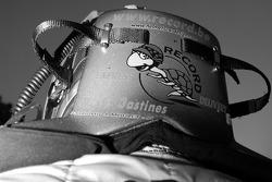 #116 Patrick Chaillet Dodge Viper Comp helmet
