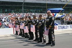 U.S. Army Chevy crew members
