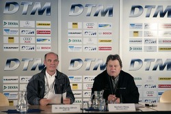 Press conference: Dr. Wolfgang Ullrich and Norbert Haug