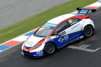 Dusan Borkovic, Proteam Motorsport Honda Civic WTCC