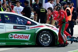 Tiago Monteiro,  Honda Racing Team JAS Honda Civic WTCC