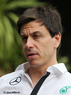 Toto Wolff, Mercedes AMG F1 Aandeelhouder en Executive Director