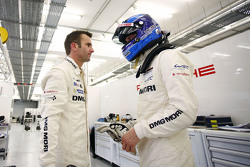 Romain Dumas and Marc Lieb, Porsche Team