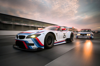 BMW Team RLL Z4 GTLM Sebring livery unveil