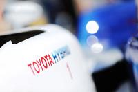 Toyota Racing Toyota TS040 detail