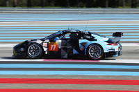 #77 Dempsey Racing Proton Competition Porsche 911 RSR: Patrick Long, Marco Seefried