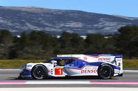 #1 Toyota Racing Toyota TS040 Hybrid: Anthony Davidson, Sebastien Buemi, Kazuki Nakajima