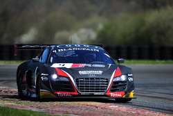 #4 Belgian Audi Club Team WRT Audi R8 LMS Ultra: James Nash, Frank Stippler