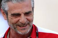 Maurizio Arrivabene, Scuderia Ferrari team principal