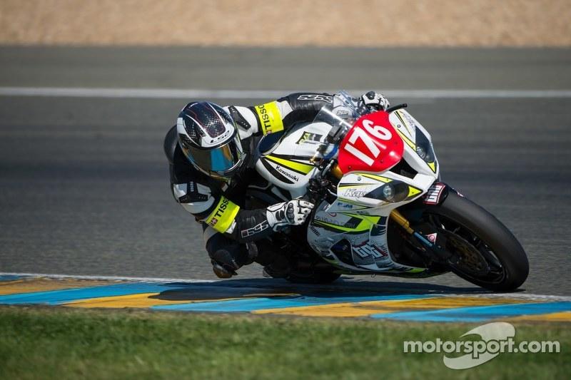 #176 Kawasaki: Jocelyn Hars, Emmanuel Thuillier, Rodolphe Gilles