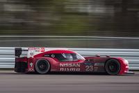 Nissan LMP1 April testing