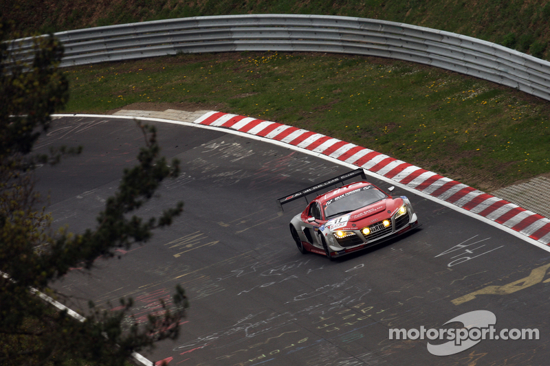 #11 Marchy Lee, Franky Cheng, Shaun Thong Audi race experience R8 LMS